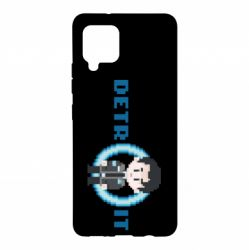 Чохол для Samsung A42 5G Connor from the game Detroit: Become a Man