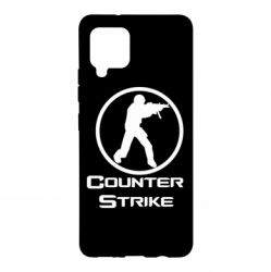 Чехол для Samsung A42 5G Counter Strike
