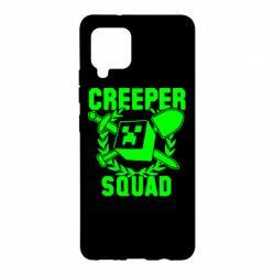 Чохол для Samsung A42 5G Creeper Squad