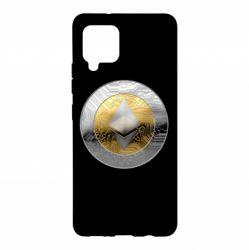 Чехол для Samsung A42 5G Cryptomoneta