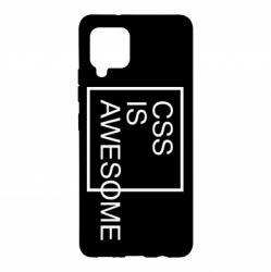 Чохол для Samsung A42 5G CSS is awesome