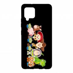Чохол для Samsung A42 5G Cute characters toy story