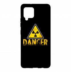 Чохол для Samsung A42 5G Danger icon