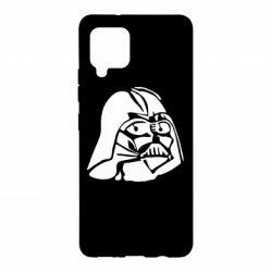 Чехол для Samsung A42 5G Darth Vader