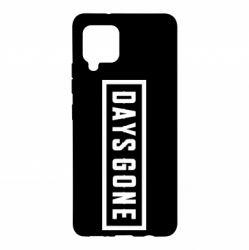 Чохол для Samsung A42 5G Days Gone color logo
