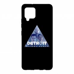 Чохол для Samsung A42 5G Detroit: Become Human