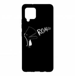 Чохол для Samsung A42 5G Dinosaur roar