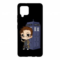 Чохол для Samsung A42 5G Doctor who is 10 season2