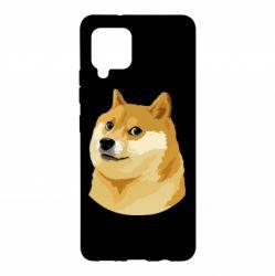 Чохол для Samsung A42 5G Doge