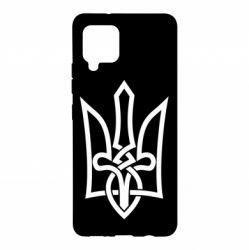 Чехол для Samsung A42 5G Emblem 22