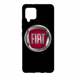 Чохол для Samsung A42 5G Emblem Fiat