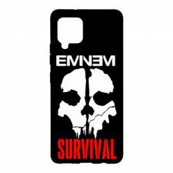 Чохол для Samsung A42 5G Eminem Survival
