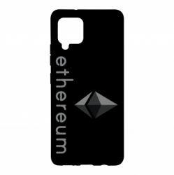 Чехол для Samsung A42 5G Ethereum