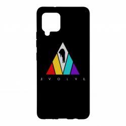 Чохол для Samsung A42 5G Evolve logo