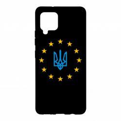 Чохол для Samsung A42 5G ЕвроУкраїна