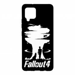 Чехол для Samsung A42 5G Fallout 4 Art