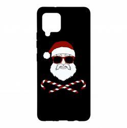 Чохол для Samsung A42 5G Fashionable Santa