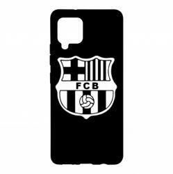 Чохол для Samsung A42 5G FC Barcelona