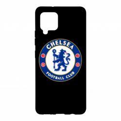 Чехол для Samsung A42 5G FC Chelsea