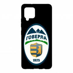 Чехол для Samsung A42 5G ФК Говерла Ужгород