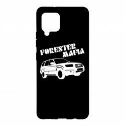 Чехол для Samsung A42 5G Forester Mafia