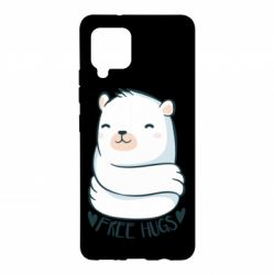 Чохол для Samsung A42 5G Free hugs bear