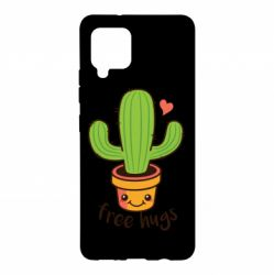 Чохол для Samsung A42 5G Free Hugs Cactus
