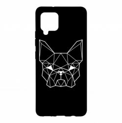 Чехол для Samsung A42 5G French Bulldog Art