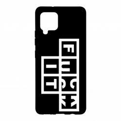 Чохол для Samsung A42 5G FUCK  IT