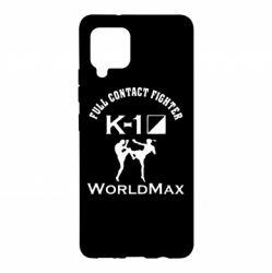 Чохол для Samsung A42 5G Full contact fighter K-1 Worldmax