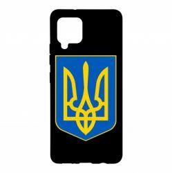 Чохол для Samsung A42 5G Герб неньки-України