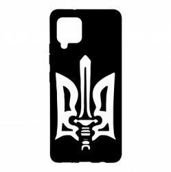 Чохол для Samsung A42 5G Герб з мечем