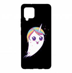 Чохол для Samsung A42 5G Ghost Unicorn