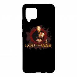 Чохол для Samsung A42 5G God of War