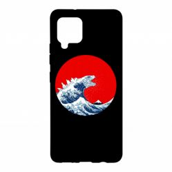 Чохол для Samsung A42 5G Godzilla Wave