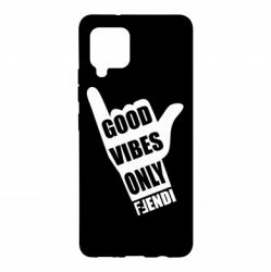 Чохол для Samsung A42 5G Good vibes only Fendi