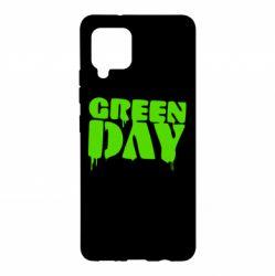 Чохол для Samsung A42 5G Green Day