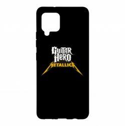 Чохол для Samsung A42 5G Guitar Hero Metallica
