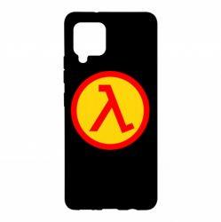 Чохол для Samsung A42 5G Half Life Logo
