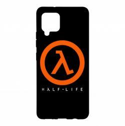 Чехол для Samsung A42 5G Half-life logotype