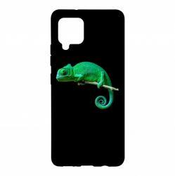 Чехол для Samsung A42 5G Хамелеон