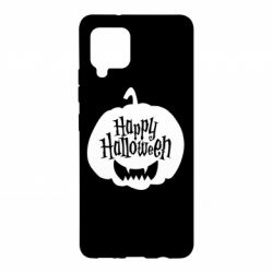 Чохол для Samsung A42 5G Happy halloween smile
