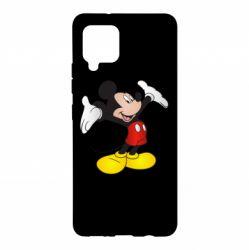 Чохол для Samsung A42 5G Happy Mickey Mouse