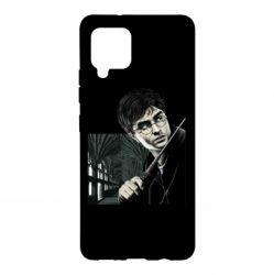 Чехол для Samsung A42 5G Harry Potter