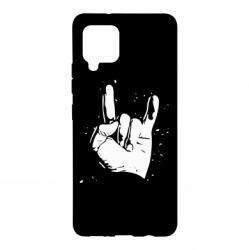 Чохол для Samsung A42 5G HEAVY METAL ROCK