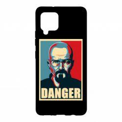 Чохол для Samsung A42 5G Heisenberg Danger