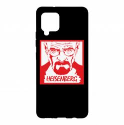 Чохол для Samsung A42 5G Heisenberg face