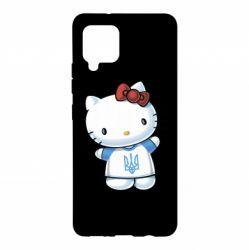 Чехол для Samsung A42 5G Hello Kitty UA
