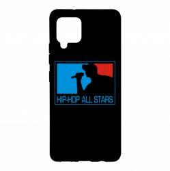 Чохол для Samsung A42 5G Hip-hop all stars