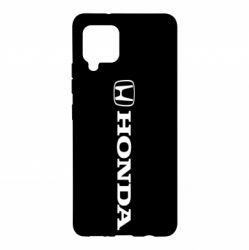 Чехол для Samsung A42 5G Honda Small Logo